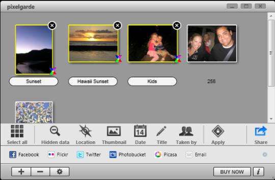 Pixelgarde Photo Privacy Editor