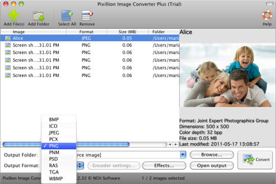 Pixillion Image Converter Free