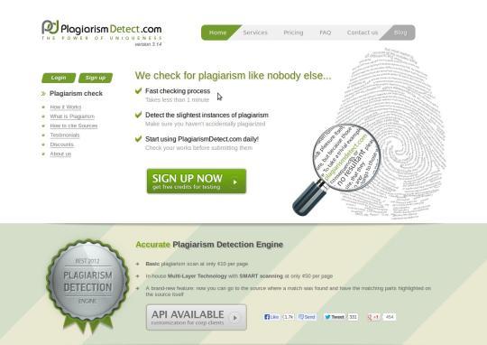 PlagiarismDetect