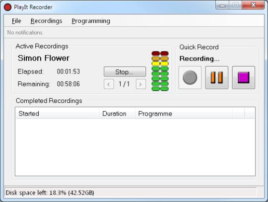 PlayIt Recorder (32-Bit)