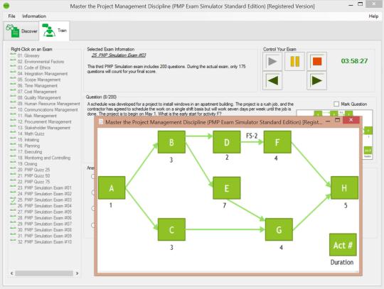 PMP Exam Simulator Standard Edition