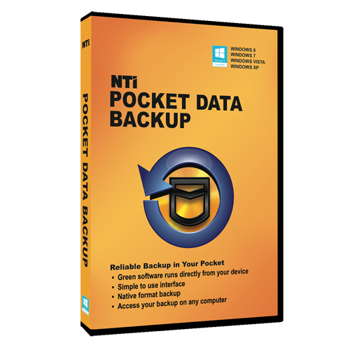 Pocket Data Backup