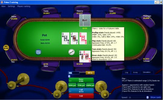 PokerTraining