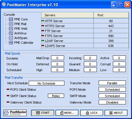 PostMaster Enterprise