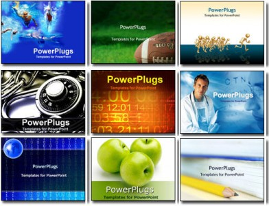 PowerPlugs: Templates for PowerPoint