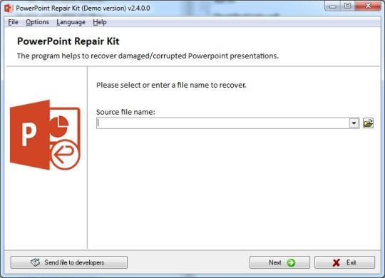 PowerPoint Repair Kit