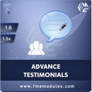 PrestaShop Advance Testimonials