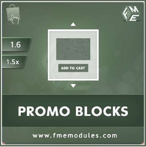 PrestaShop Advertising Block