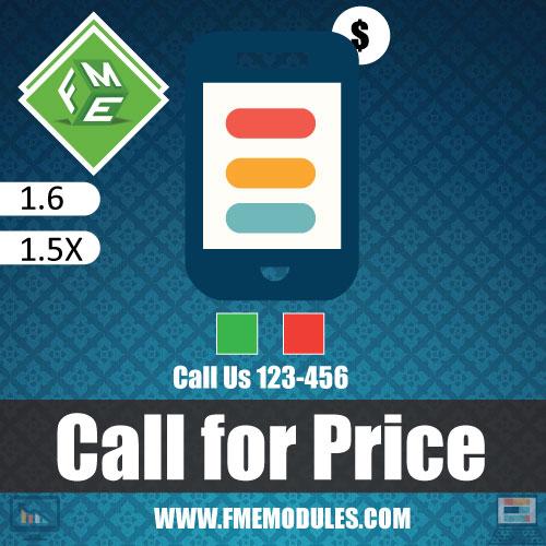 PrestaShop Call for Price Module