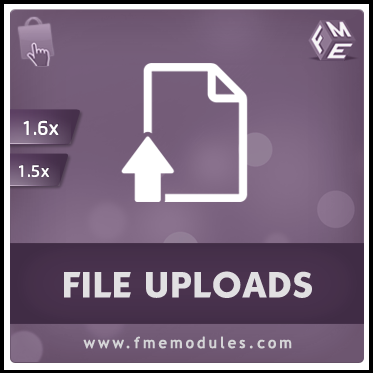PrestaShop File Upload Module