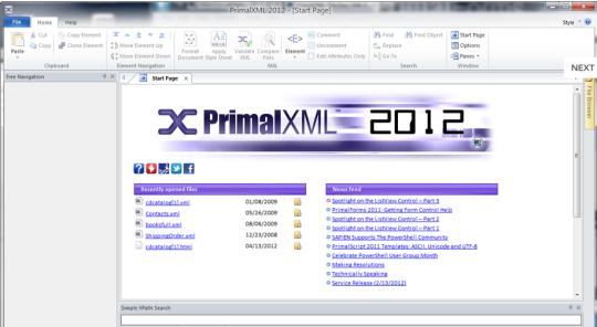 PrimalXML 2012