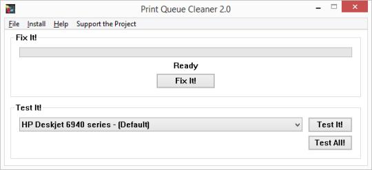 Print Queue Cleaner