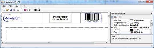 PrinterHelper for .NET