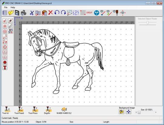Pro CNC Draw