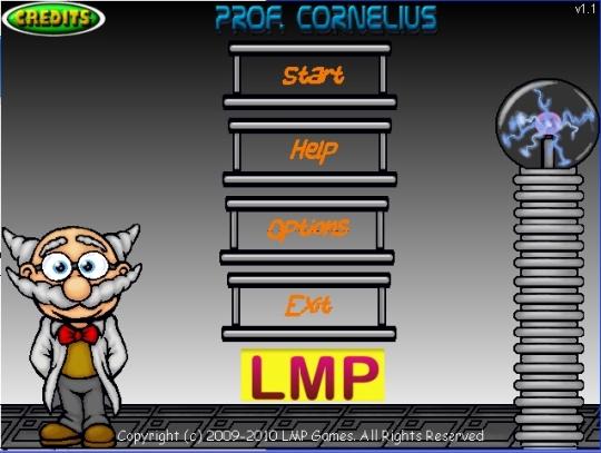 Professor Cornelius