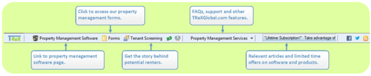 Property Management Toolbar for Firefox
