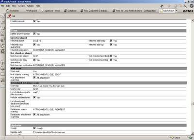 Protea AntiVirus Tools (ClamAV version)