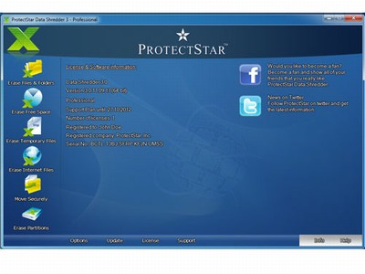 ProtectStar Data Shredder 3 Professional