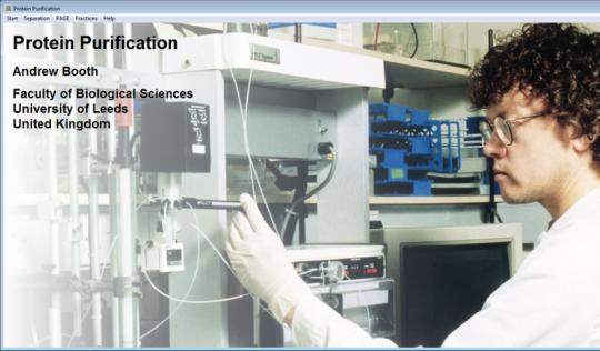 Protein Purification (32 bit)