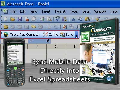 PTS TracerPlus Connect for Excel
