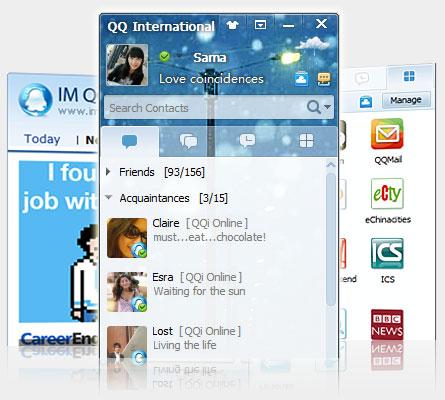 Free Download Qq International For Windows Communication Software