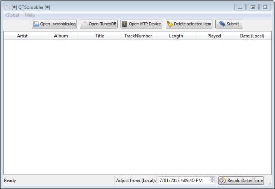QTScrobbler (64-bit)