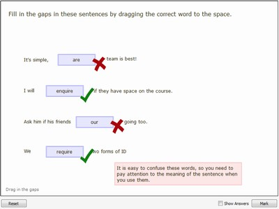 Question Tools Editor