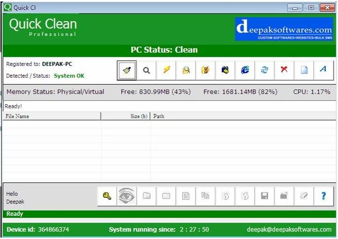 Quick Clean Professional