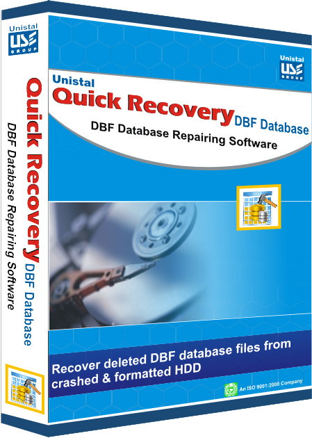 Quick Recovery for DBase