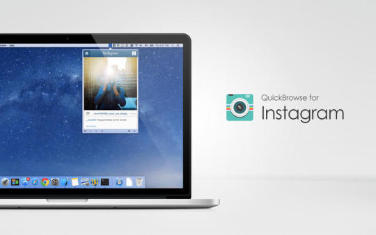 QuickBrowse for Instagram