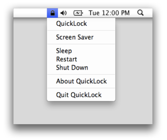 QuickLock
