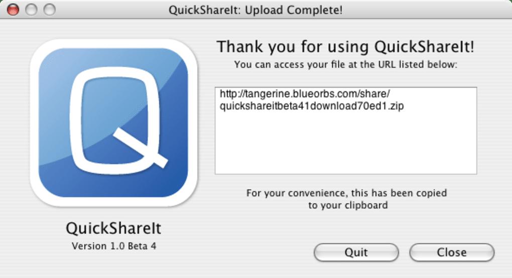 QuickShareIt