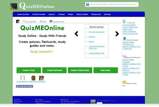 QuizMEOnline (Facebook)