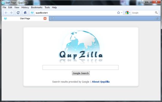 QupZilla Portable