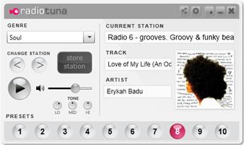 Radio Tuna Desktop
