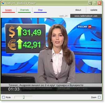 RadioTV Player