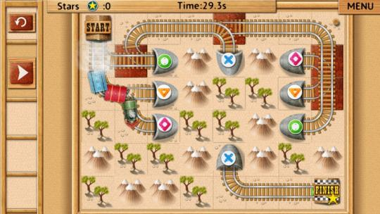 Rail Maze for Windows 8