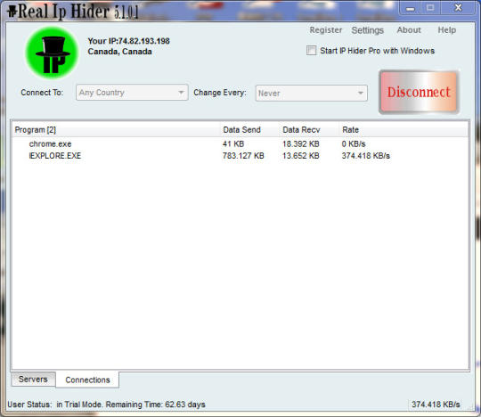 Real IP Hider