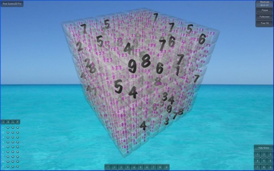 Real Sudoku3D
