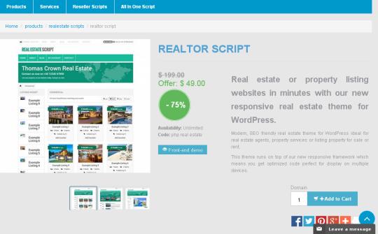 Realtor Script