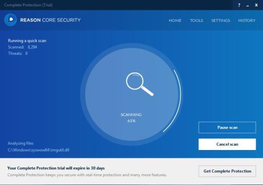 Reason Core Security