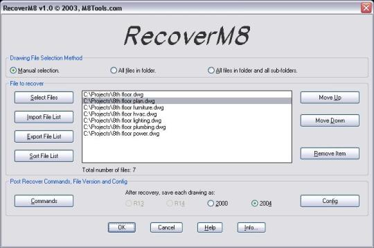 RecoverM8