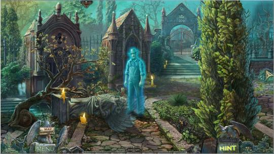 Redemption Cemetery: Salvation of the Lost CE