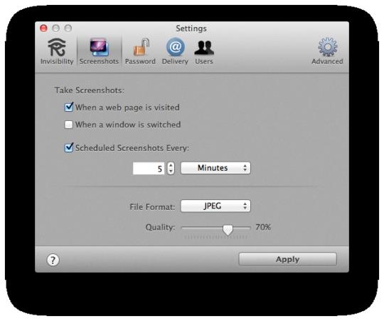REFOG Mac Keylogger