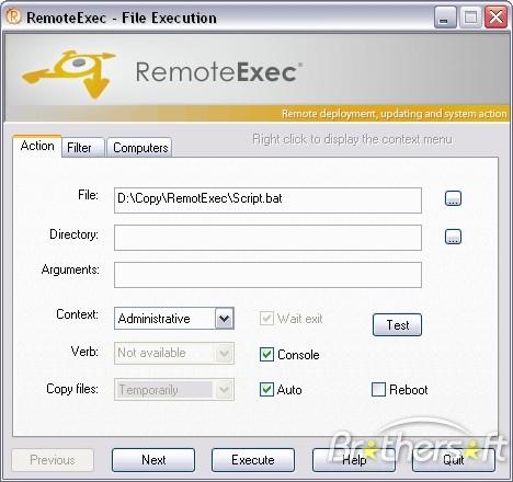 RemoteExec