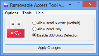 Removable Access Tool