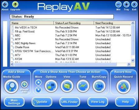 Replay AV