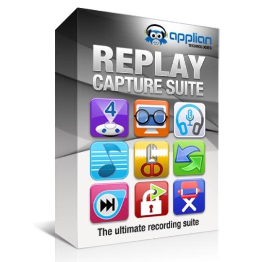 Replay Capture Suite