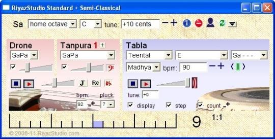 RiyazStudio Semi-Classical