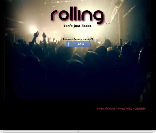 Rolling.fm